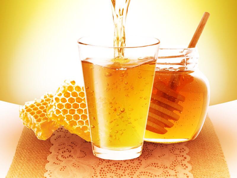 яблочный уксус с медом и водой польза