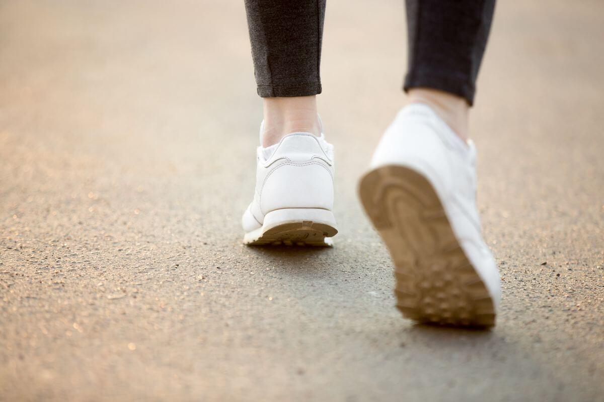 эффект ходьбы