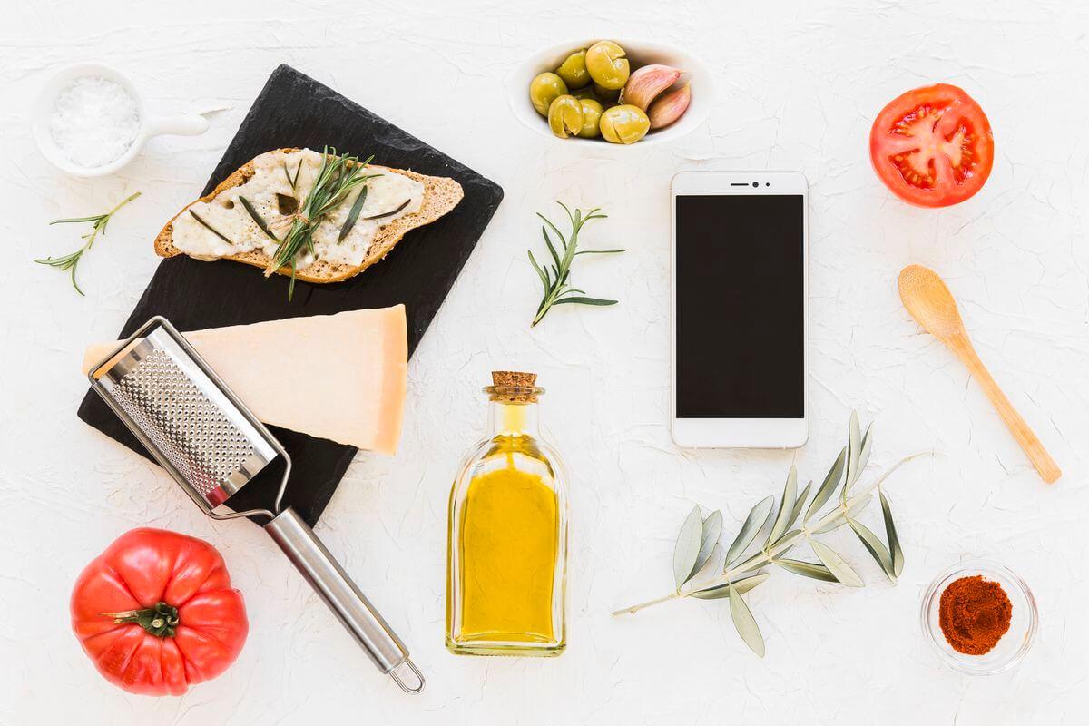 средиземноморская диета на неделю