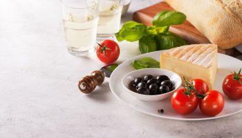 Средиземноморская диета для похудения продлит жизнь на 10 лет