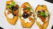 Вкусный и полезный ужин из батата: 2 простых рецепта