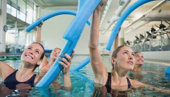 Аквааэробика— похудение без ограничений: эффективность и преимущества