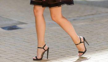 Как похудеть в коленях— избавляемся от жировых валиков