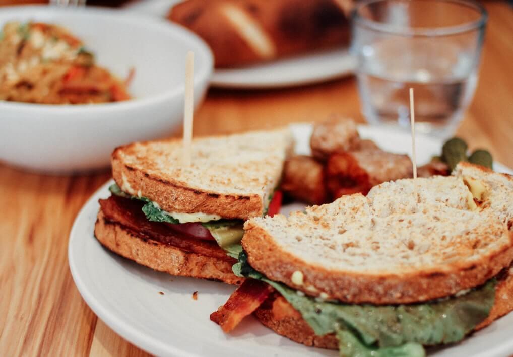 домашний сэндвич как сделать