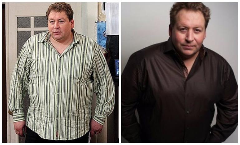 Станислав дужников — обаятельный леня из «ворониных» — похудел