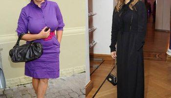 Как и почему похудела Ирина Пегова