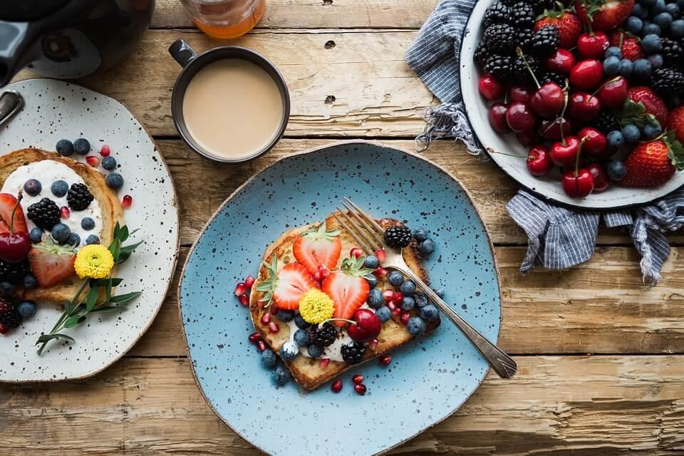 щелочная диета продукты
