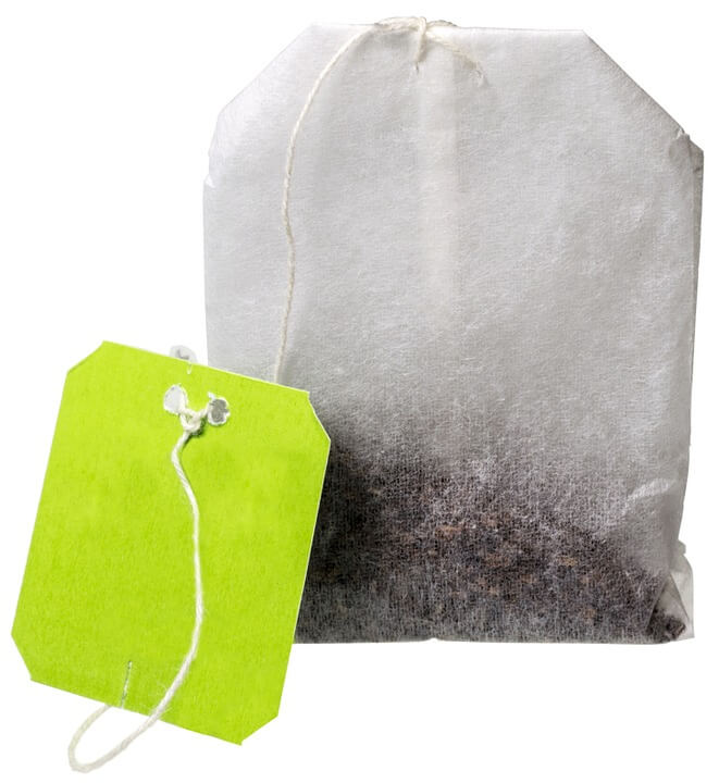 чай в пакетах вред