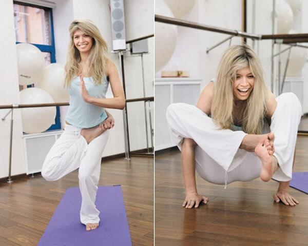 вера брежнева йога