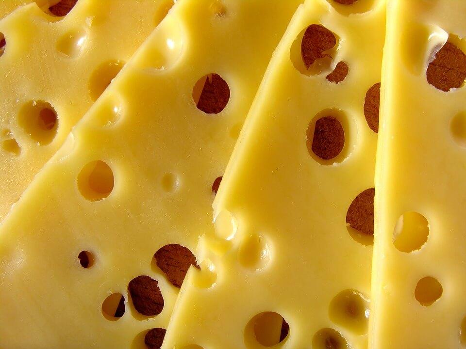 сыр при похудении