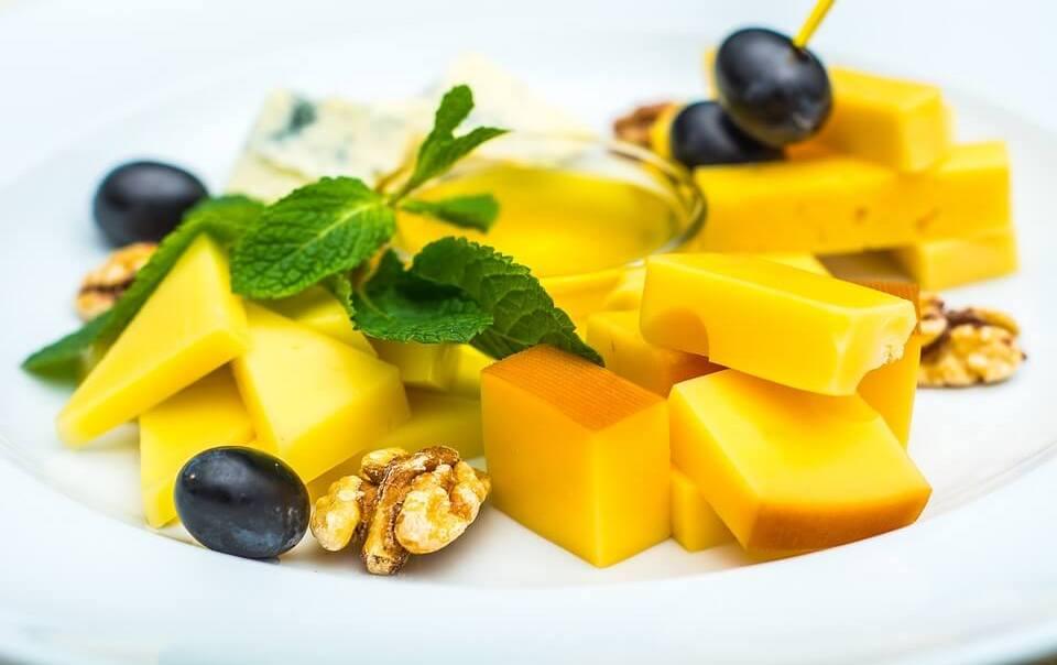 сыр похудение