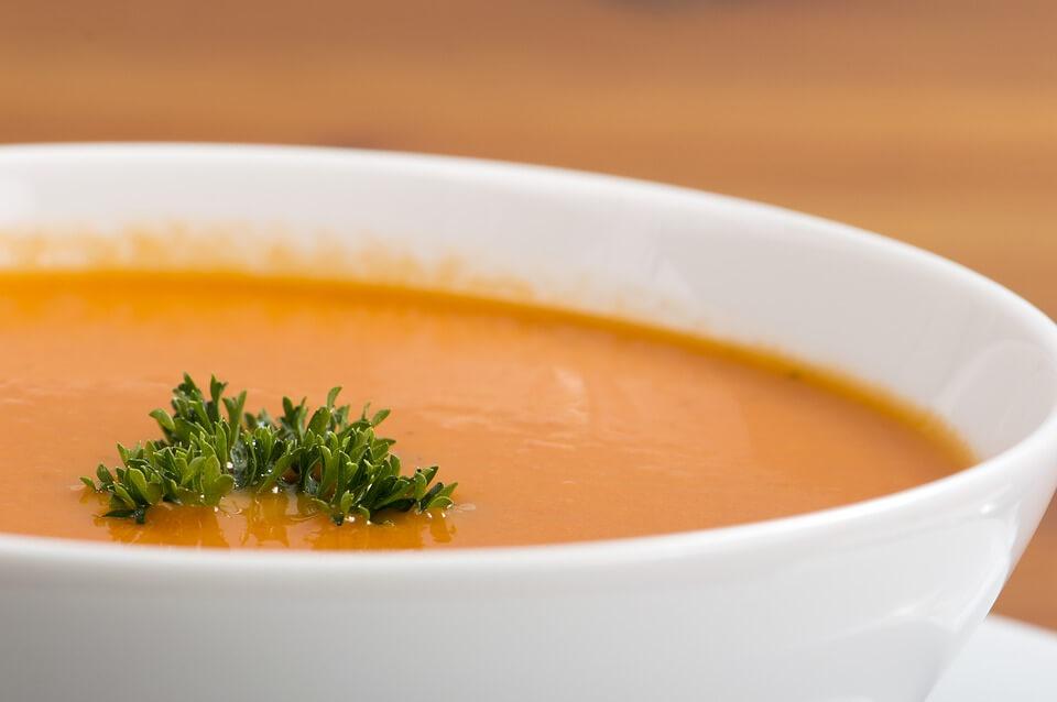 калорийность супа
