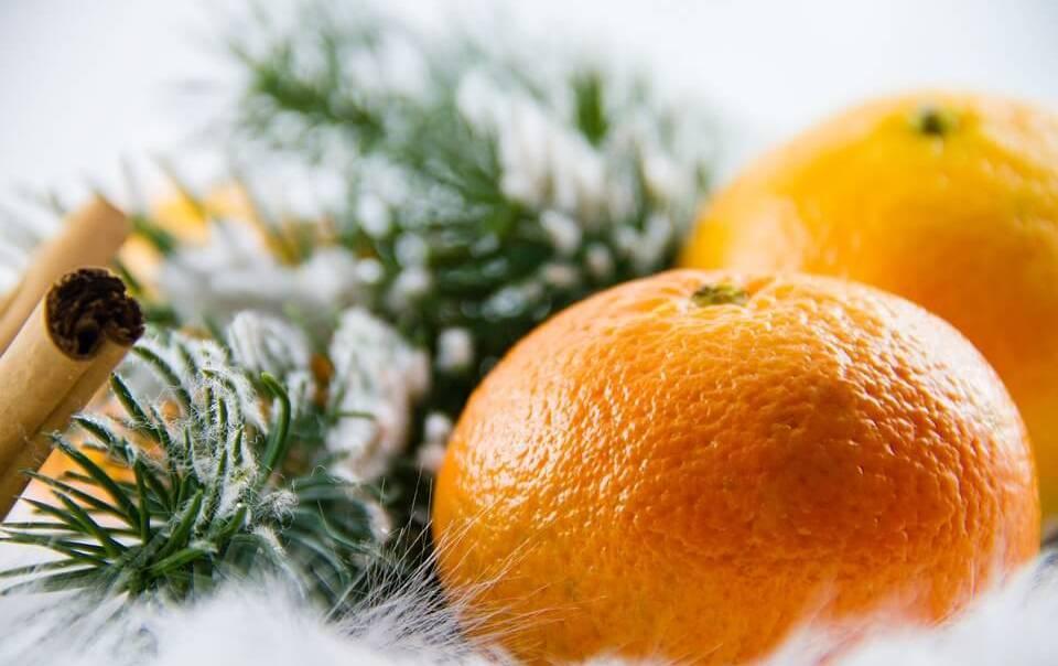 Как выбрать мандарины к новогоднему столу?