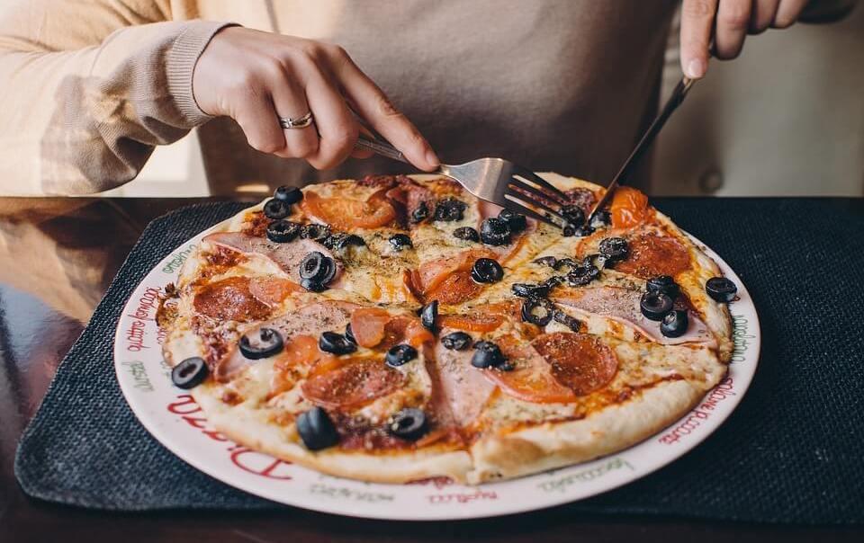 Калорийность пиццы ДОДО (и не только)