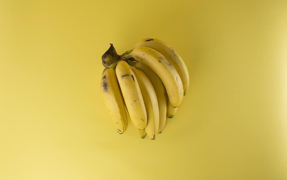 Банановое мороженое в блендере: всего 2 ингредиента!