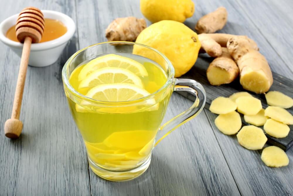 жиросжигающий чай с имбирем