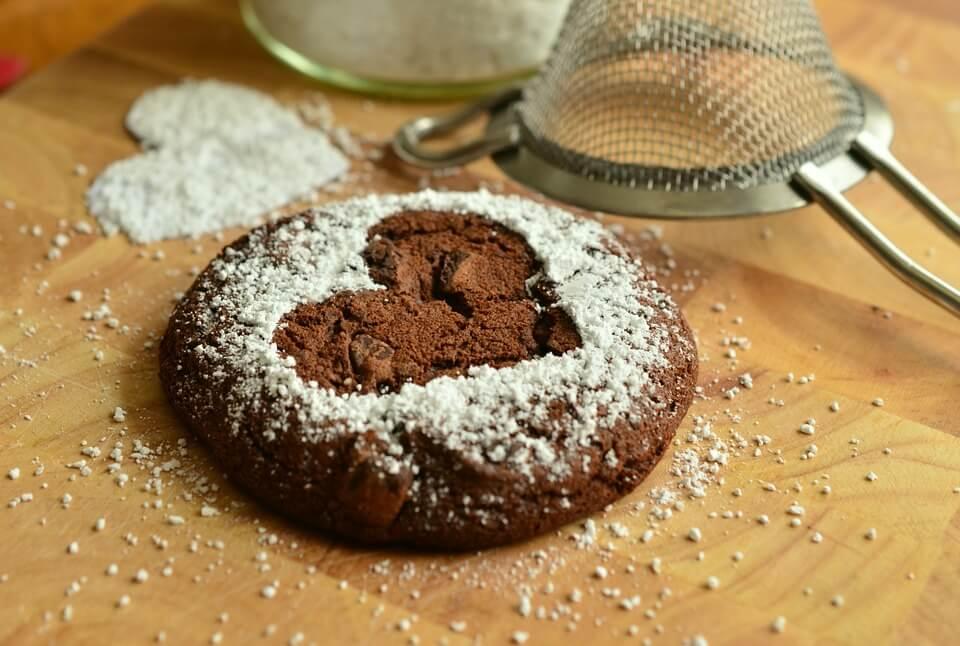 печенье овсяное домашнее