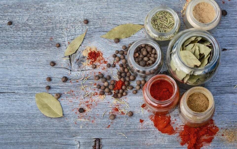 Травы и специи, полезные для здоровья