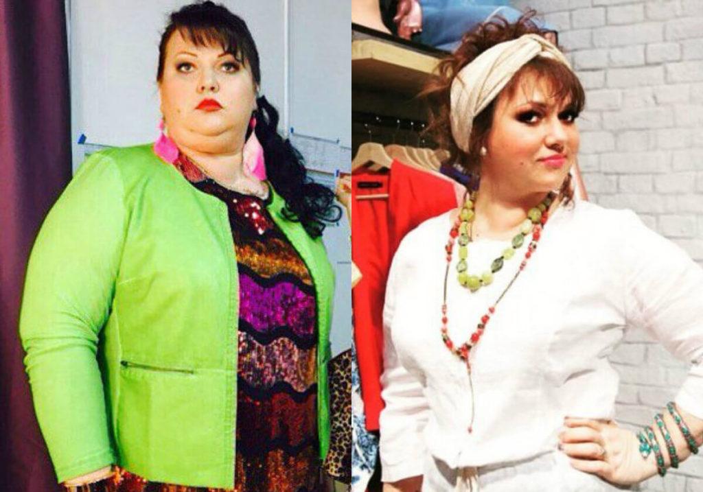 Ольга коркунова как похудела
