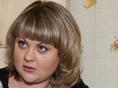 Валентина Мазунина толстая