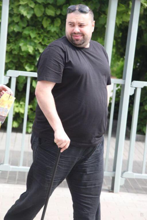 фото похудевшего Макса