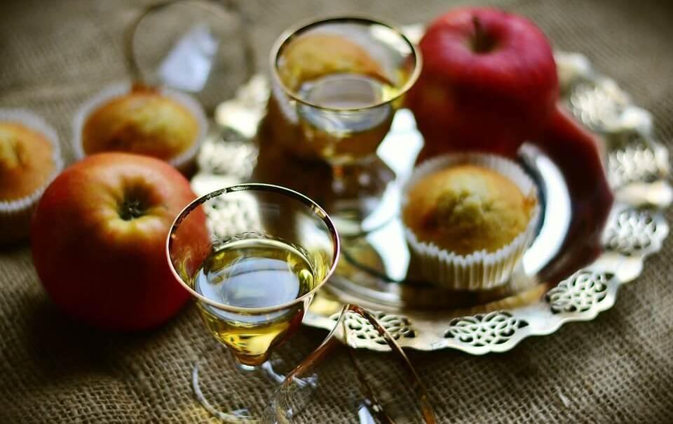 Творожно-яблочное суфле за 5 минут