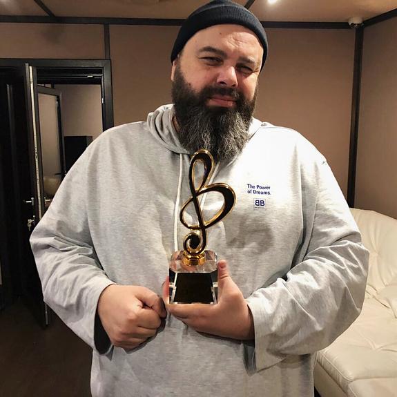 Макс Фадеев похудел
