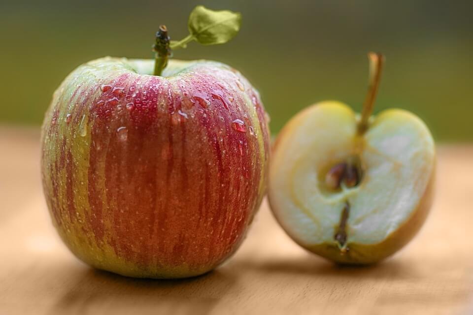 творожно яблочное суфле