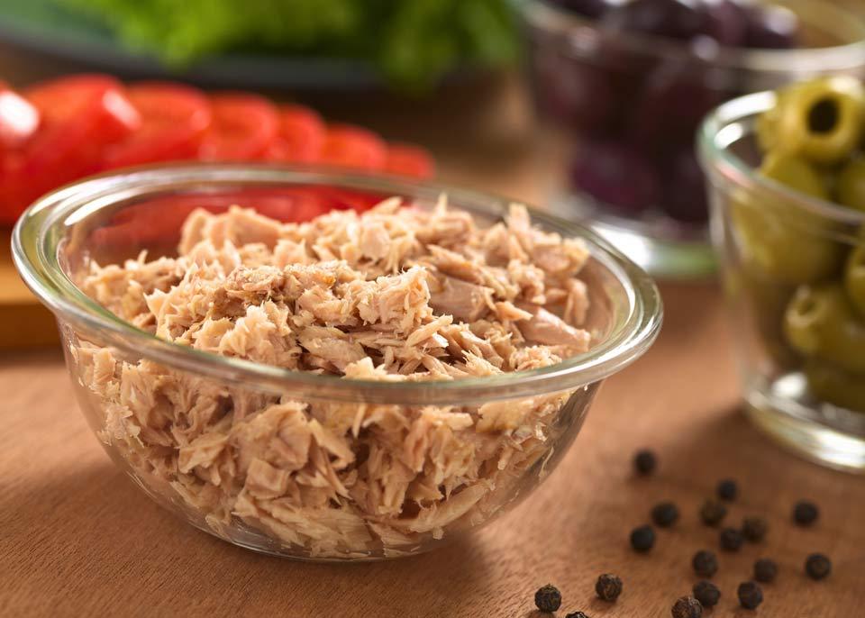 рецепт вкусного салата с тунцом