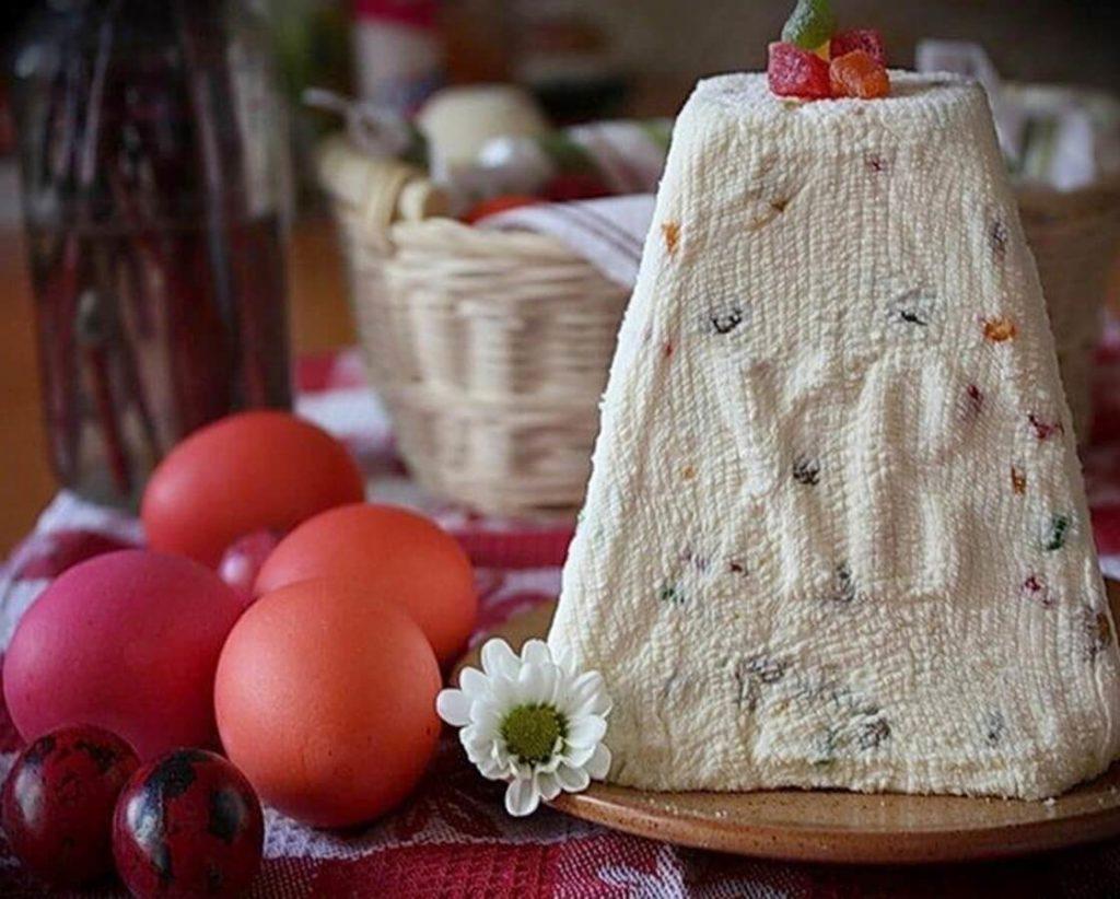 пасха творожная рецепт классический с фото том далеком