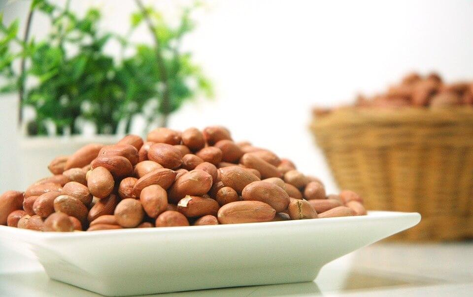 орехи для кожи