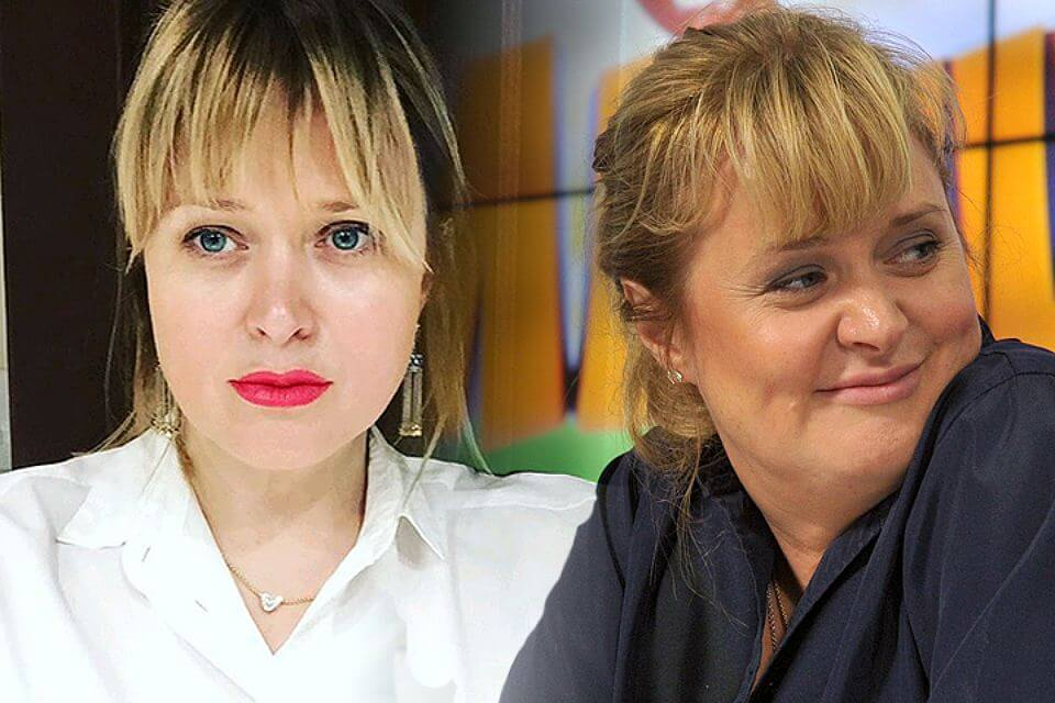 Анна Михалкова похудела фото до и после