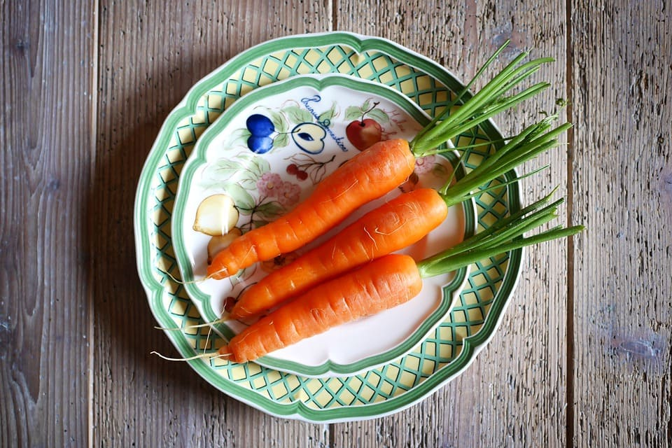 морковный фитнес торт
