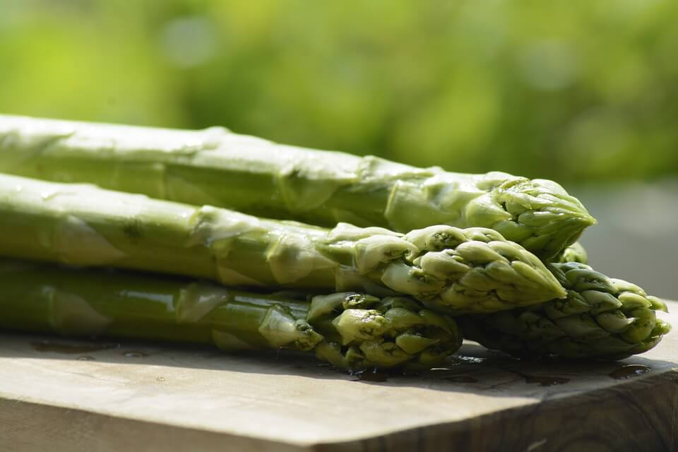 белок в овощах