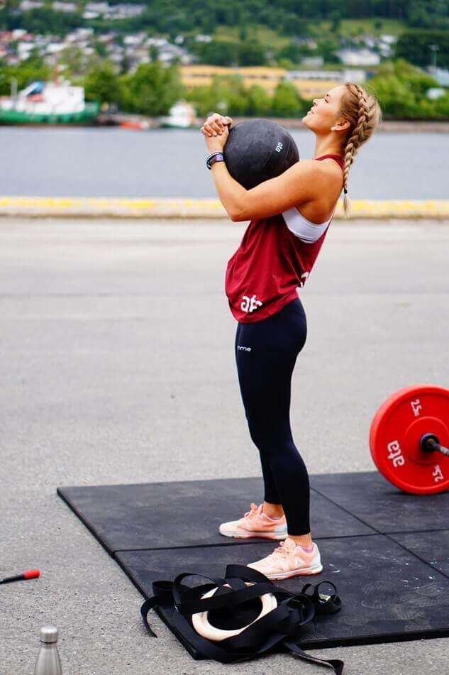 после тренировки должны болеть мышцы
