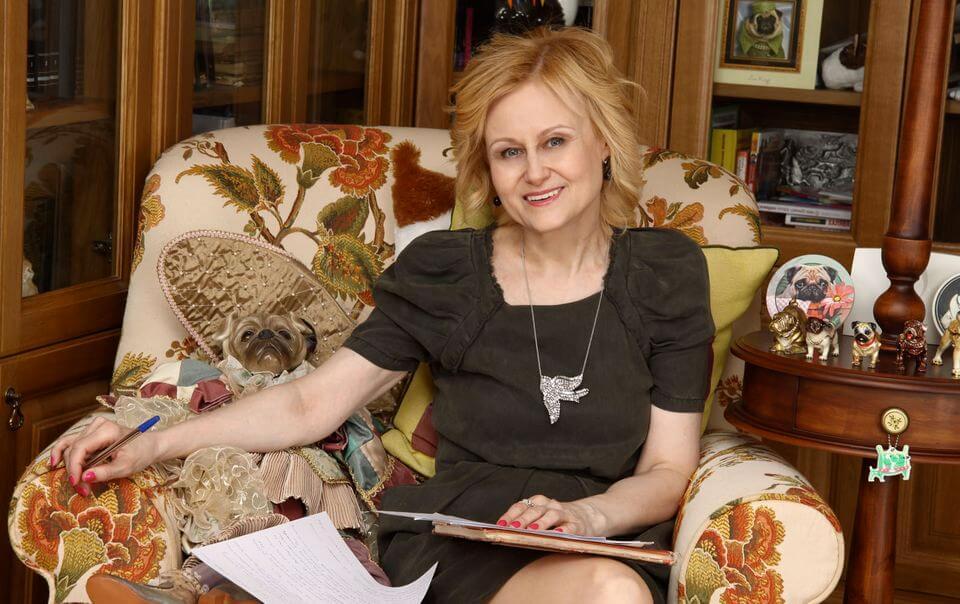 Дарья Донцова рассказала, как похудела раз и навсегда