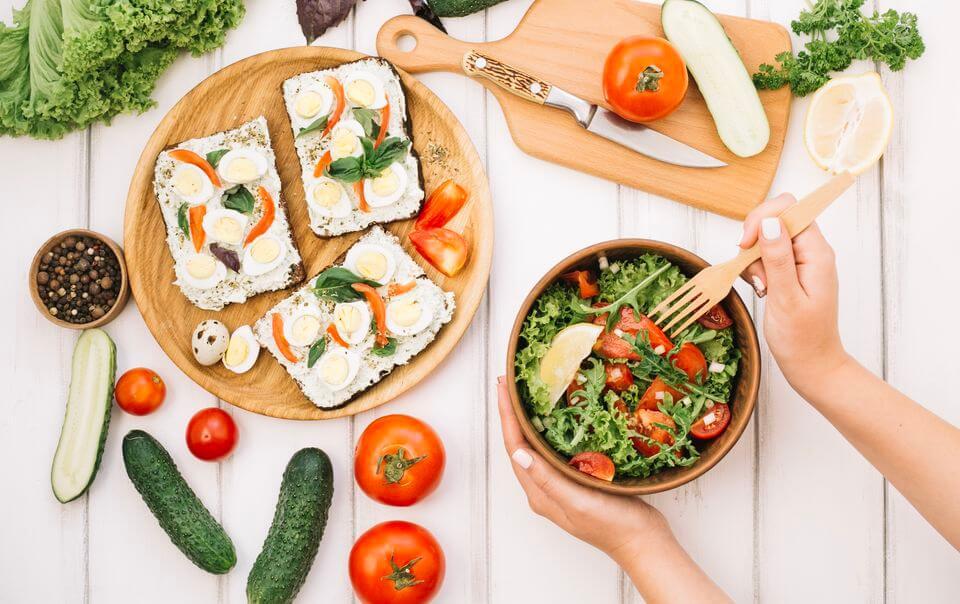 Вкусная и удобная диета