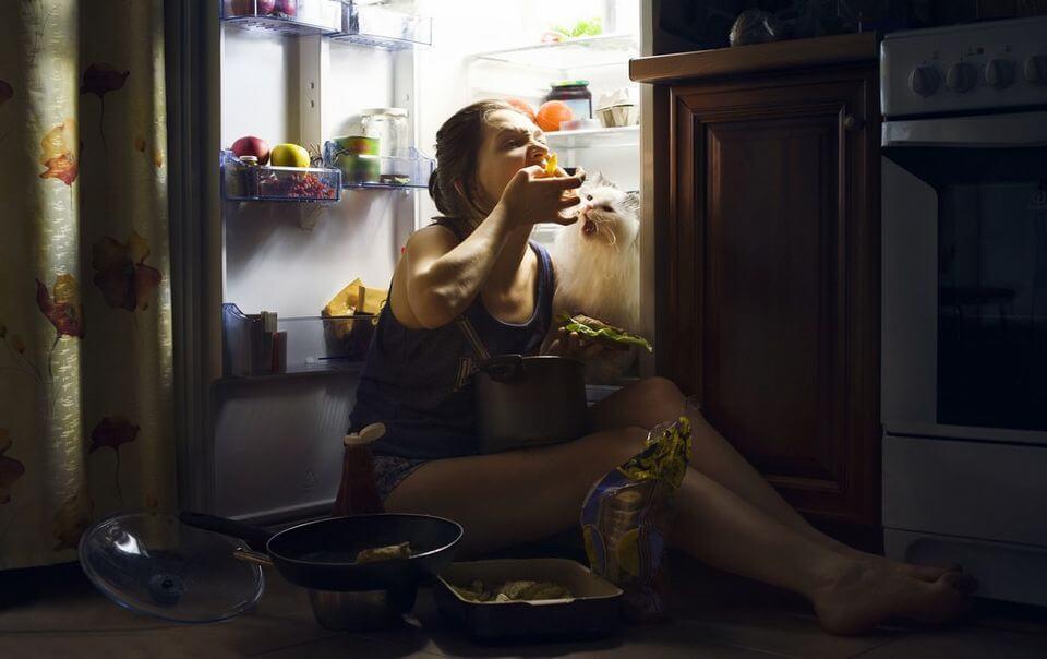 Синдром ночного аппетита: как избавиться?