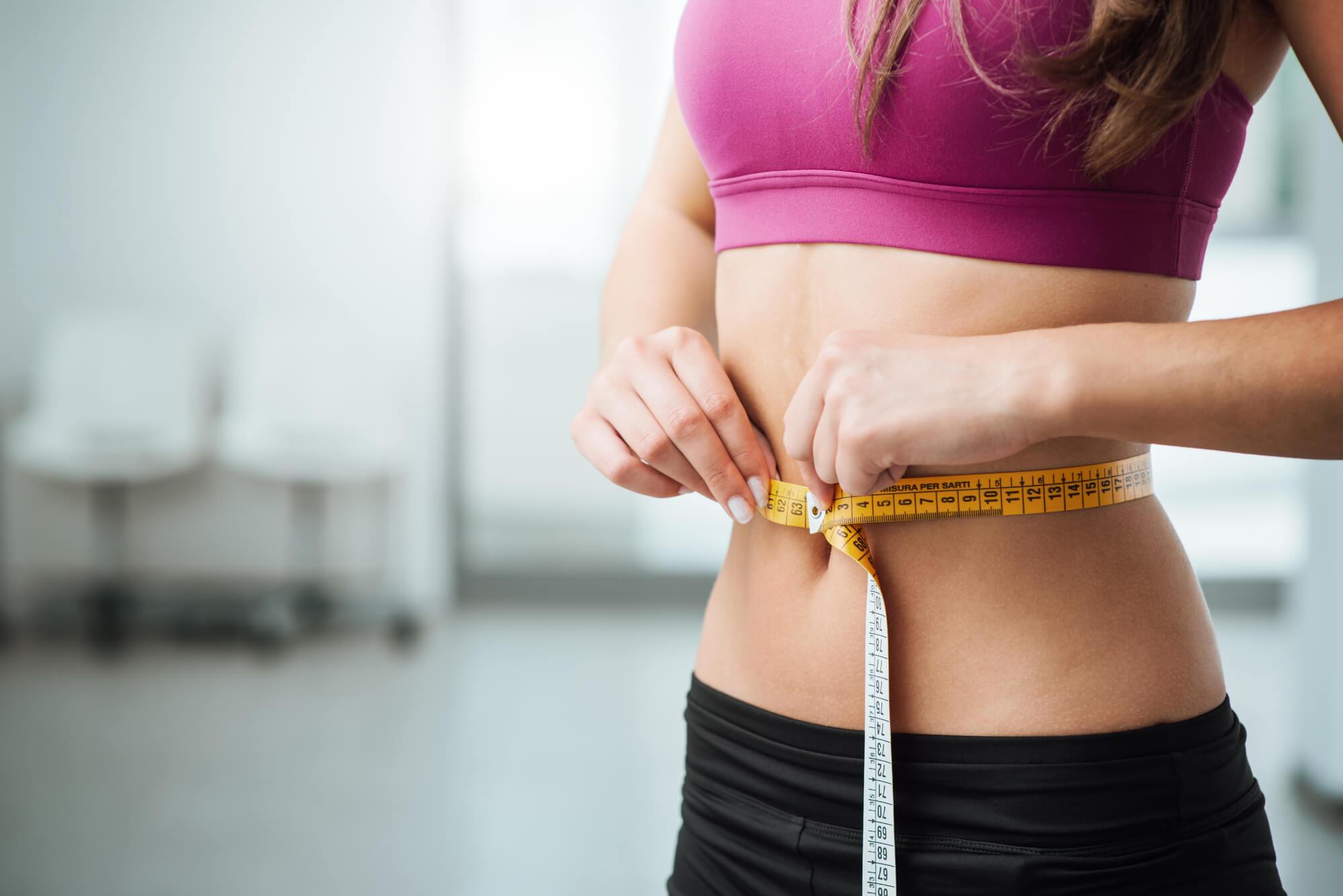 Как можно похудеть быстро талию