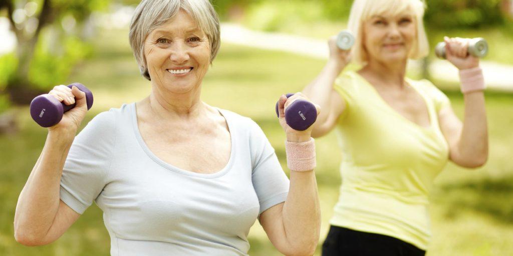 похудение в пожилом возрасте