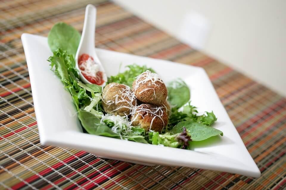 блюда из кабачков калорийность