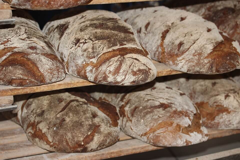 бородинский хлеб в процессе похудения