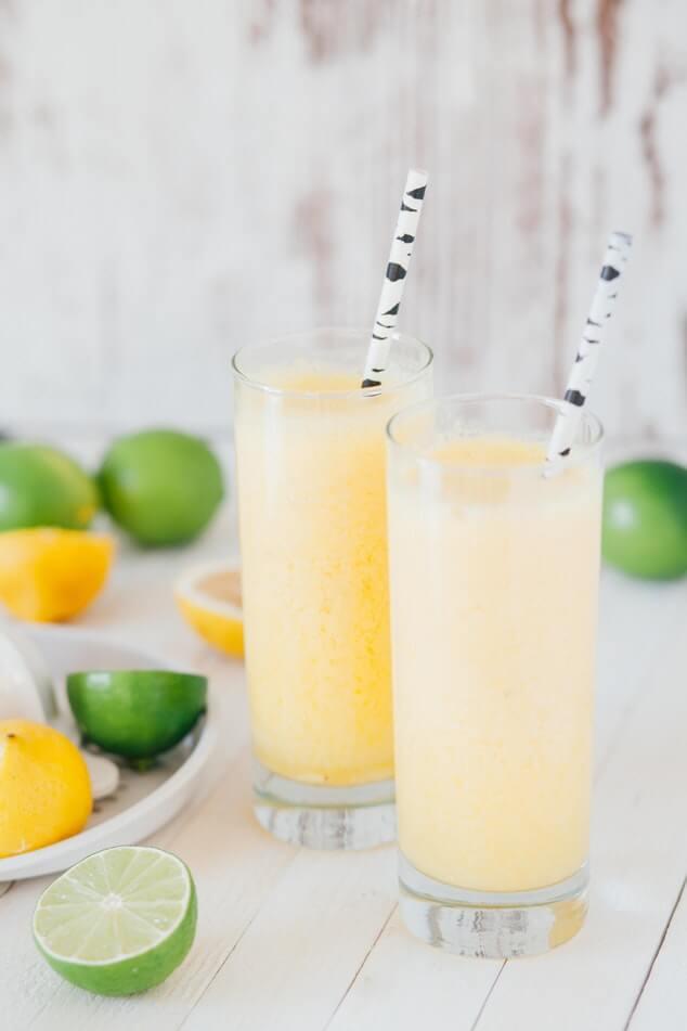 коктейль кефир апельсин