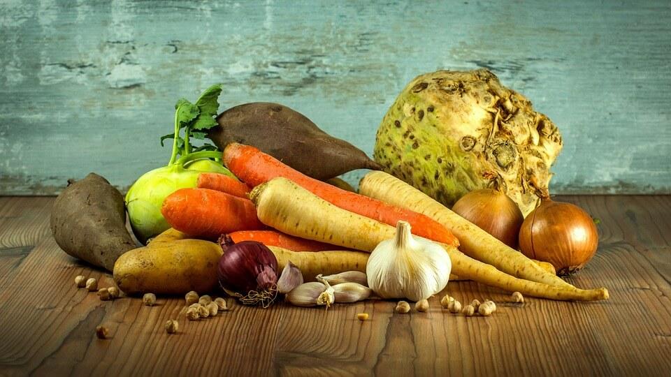 особенности питания осенью
