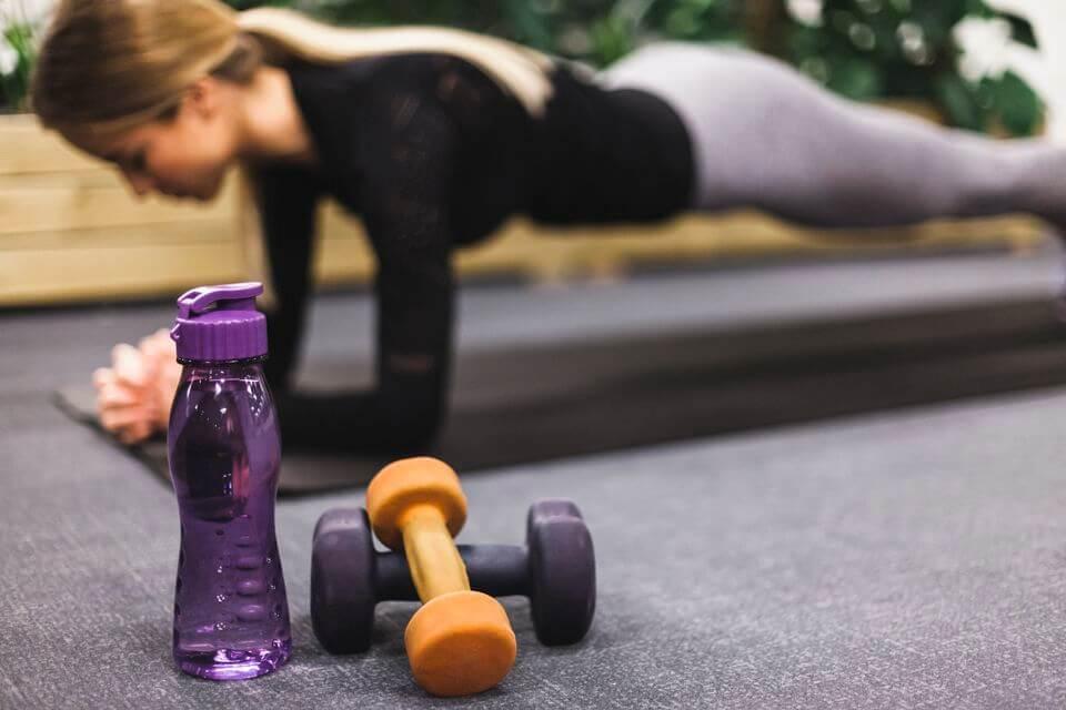 упражнения для талии и боков