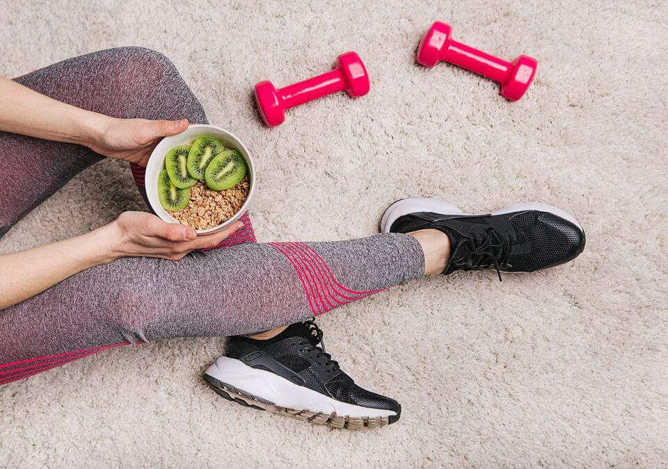 упражнения для талии и боков в домашних