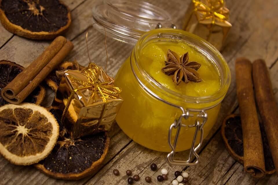 напиток имбирь лимон мед