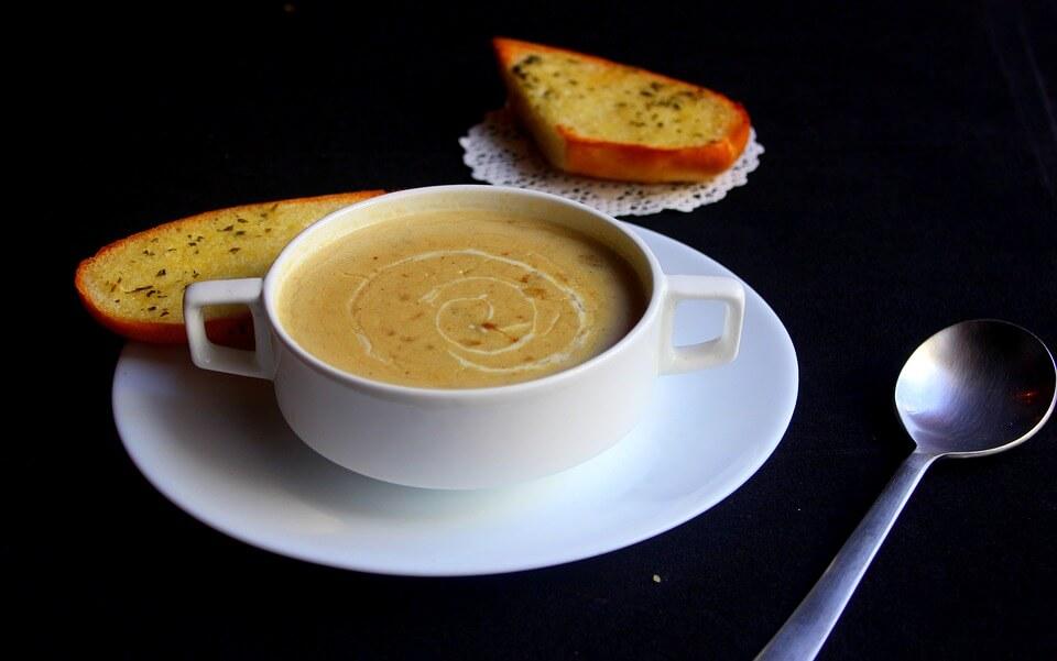 суп пюре из сельдерея рецепт