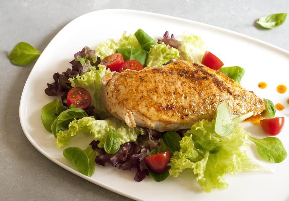 диета на курице и овощах