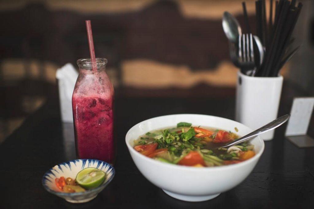 овощной суп для похудения рецепт